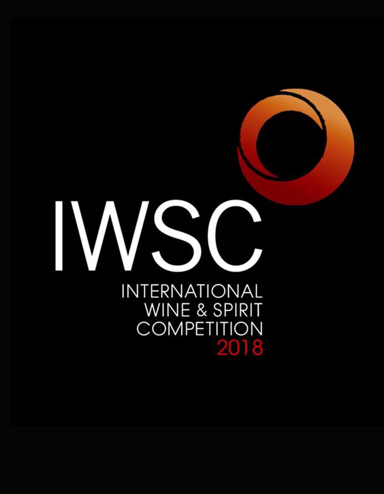 2018 IWSC Award