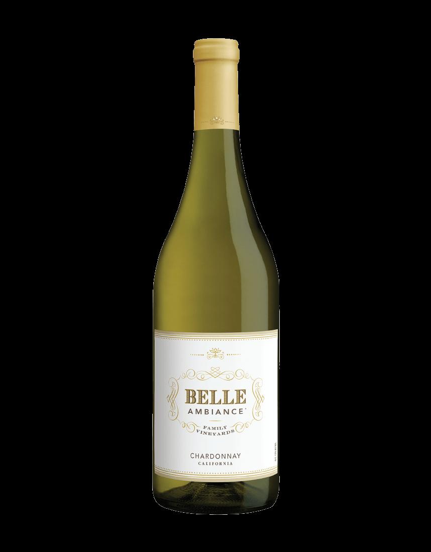 Belle Pinot Giorgio bottle