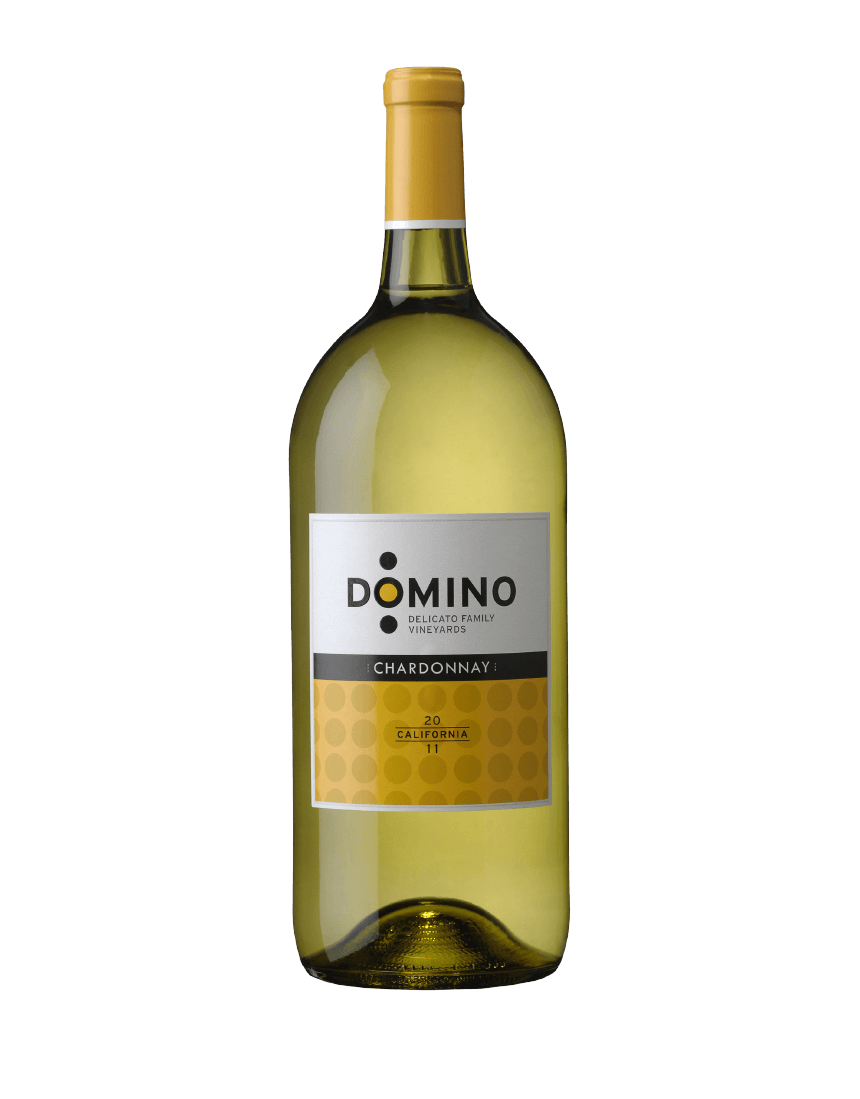 Domino Chardonnay Bottle
