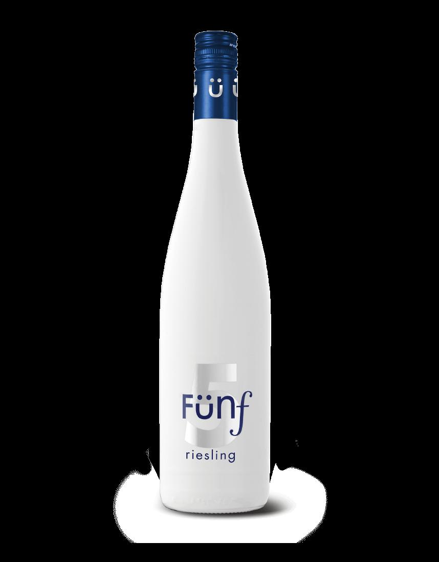 Funf Riesling bottle