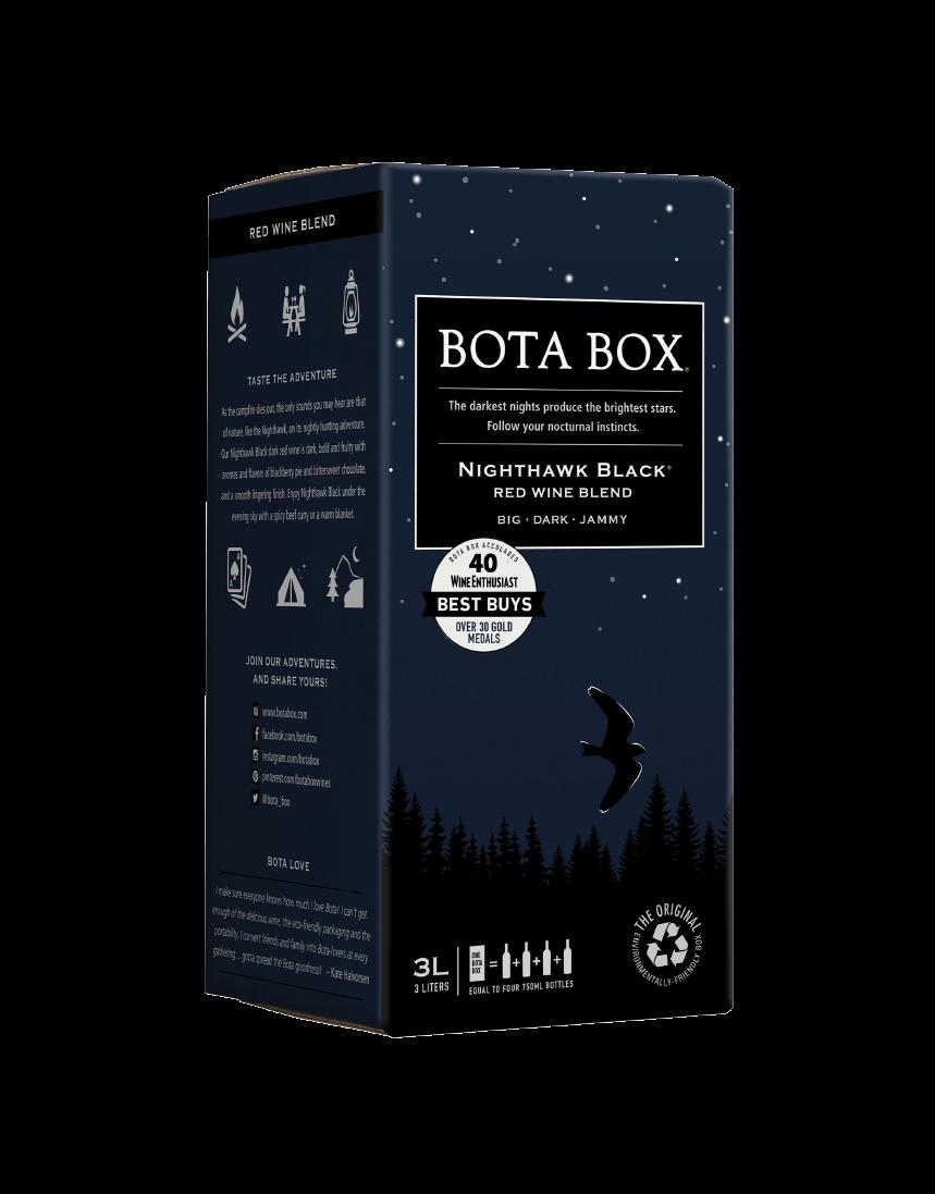 Bota Box eco-friendly package