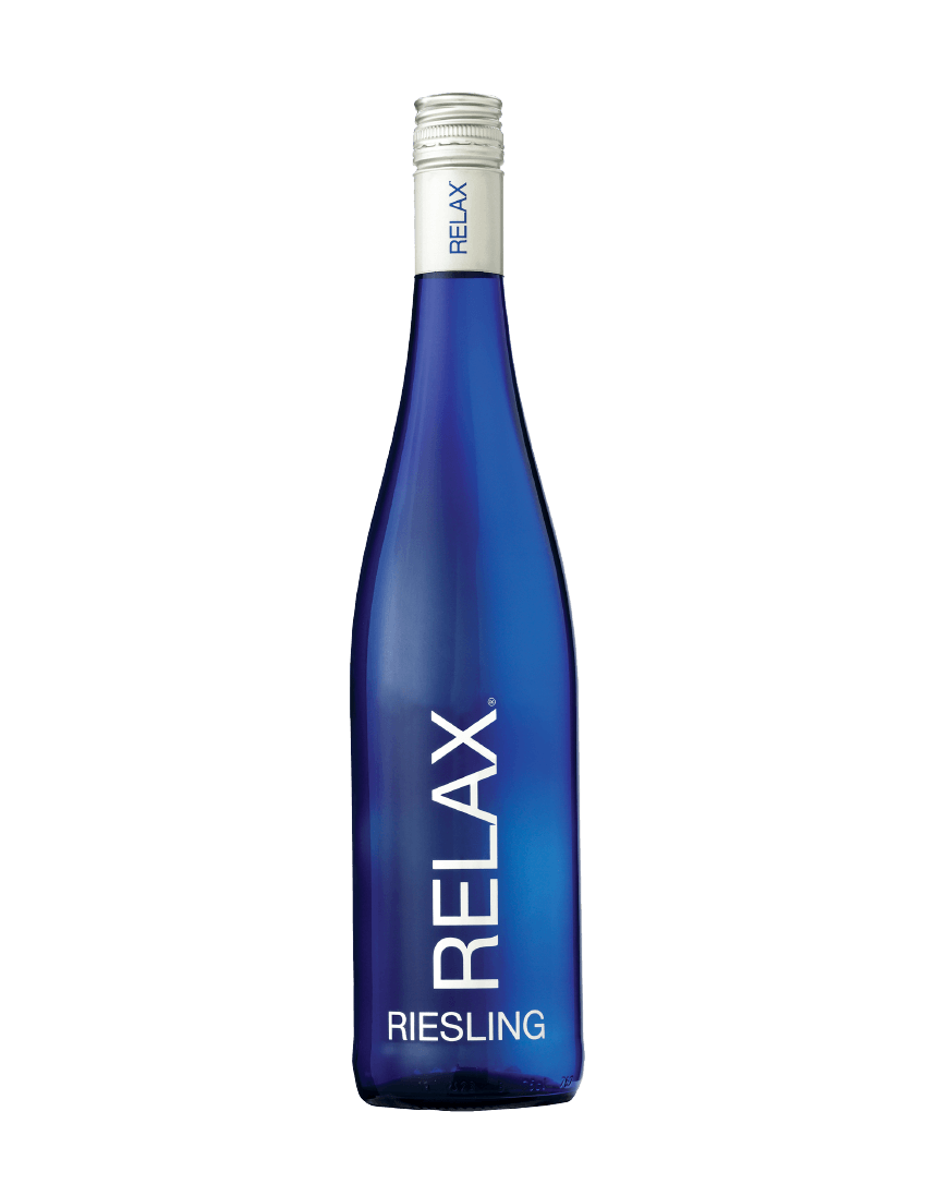 Relax Riesling bottle