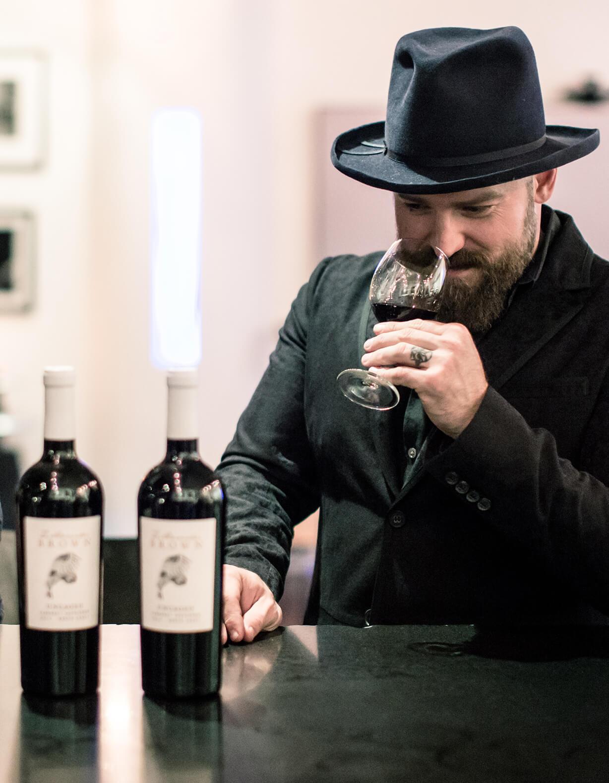 Zac Brown & Delicato Family Vineyards Introduce Z. Alexander Brown