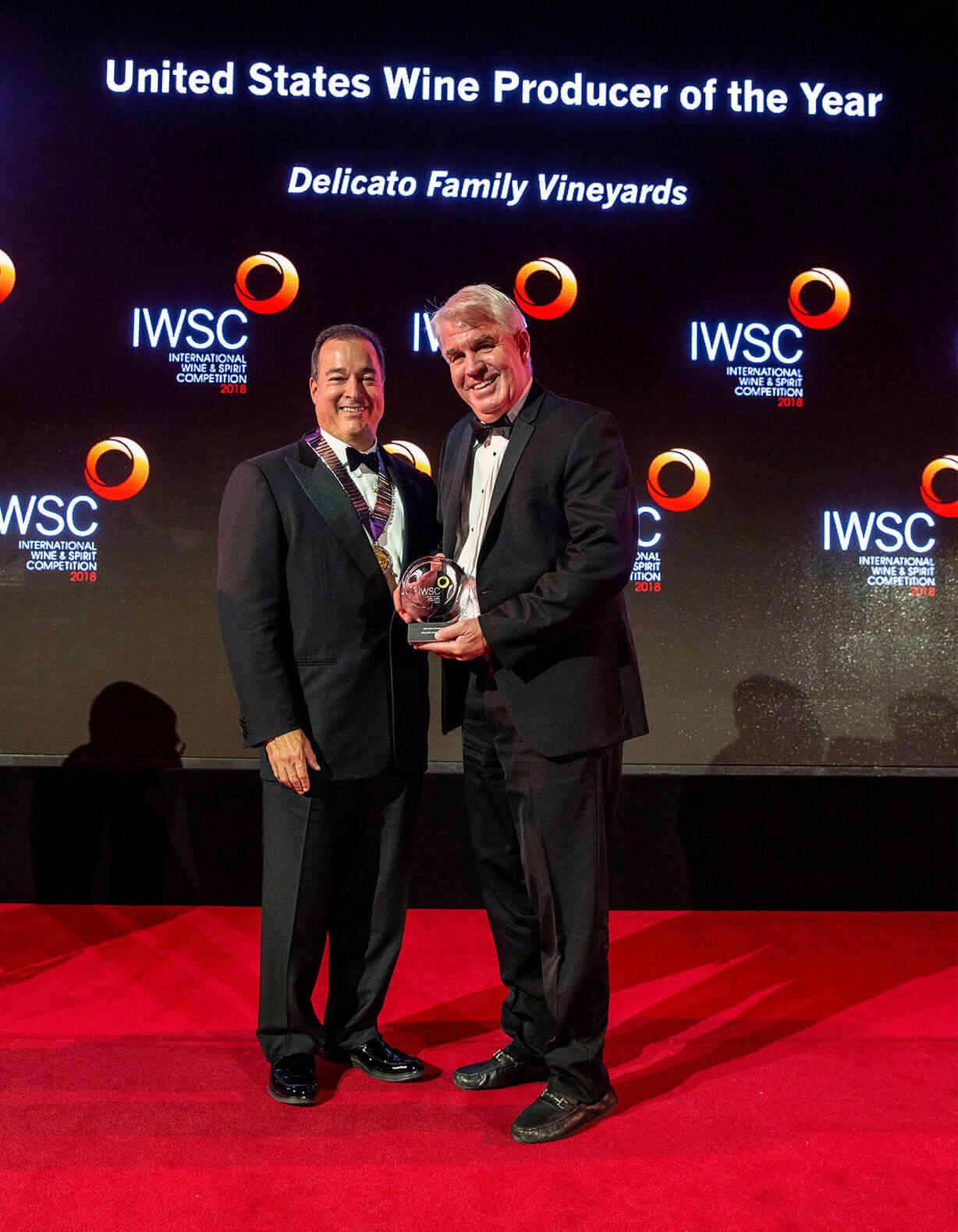 Media 2018 IWSC Award